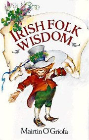 Cover of: Irish Folk Wisdom |
