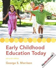 Cover of: Early Childhood Education Today Myeducationlab