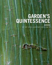 Cover of: Gardens Quintessence