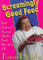 Cover of: Screamingly Good Food