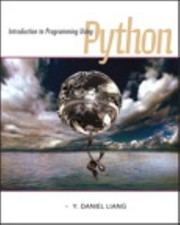 Cover of: Introduction To Programming Using Python Myprogramminglab With Pearson Etext Access Card