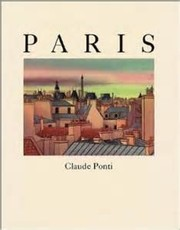 Cover of: Paris De Claude Ponti = Claude Ponti's Paris