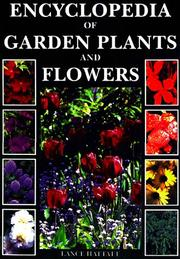 Cover of: Encyclopedia of Garden Plants and Flowers | Lance Hattatt