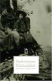 Cover of: The Evil Genius: a domestic story