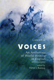 Cover of: Concert of Voices