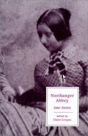 Cover of: Northanger Abbey (Broadview Literary Texts)
