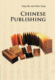 Cover of: Chinese Publishing