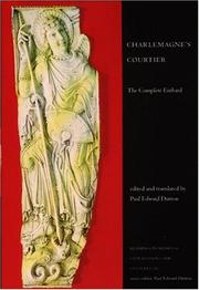 Cover of: Charlemagne's courtier: the complete Einhard
