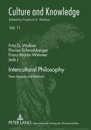 Cover of: Intercultural Philosophy New Aspects And Methods