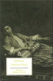 Cover of: Zofloya