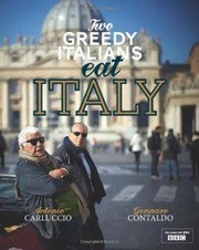 Cover of: Two Greedy Italians Eat Italy