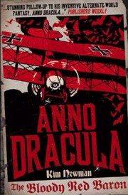 Cover of: Anno Dracula 1918 The Bloody Red Baron