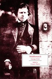 Cover of: Middlemarch | George Eliot