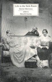 Cover of: Life in the Sick-Room (Broadview Literary Texts)