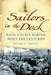 Cover of: Sailors In The Dock Naval Courts Martial Down The Centuries