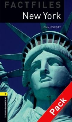 New York With CD Audio