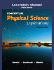 Cover of: Laboratory Manual For Conceptual Physical Science Explorations