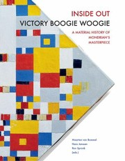 Cover of: Inside Out Victory Boogie Woogie A Material History Of Mondrians Masterpiece