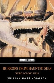 Cover of: Horrors From Haunted Seas Weird Oceanic Tales