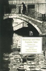 Cover of: Hauntings and Other Fantastic Tales (1890)