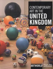 Cover of: Contemporary Art In The United Kingdom