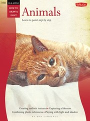 Cover of: Animals Learn To Paint Step By Step