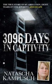 Cover of: 3096 Days In Captivity