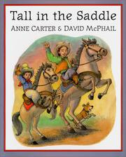 Cover of: Tall in the saddle