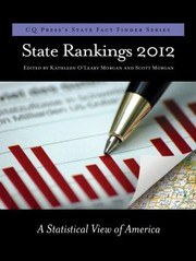 Cover of: State Rankings 2012 A Statistical View Of America