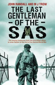 Cover of: The Last Gentleman Of The Sas