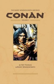 Cover of: Conan The Barry Windsorsmith Archives