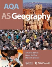 Cover of: AQA AS Geography Textbook