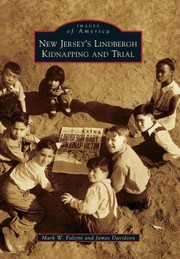 Cover of: New Jerseys Lindbergh Kidnapping and Trial