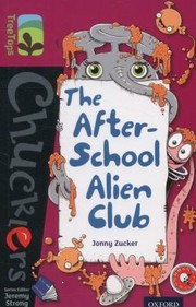 Cover of: The Afterschool Alien Club