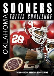 Cover of: Oklahoma Sooners Trivia Challenge Sourcebooks Inc