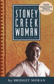 Cover of: Stoney Creek woman