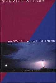 Cover of: The sweet taste of lightning