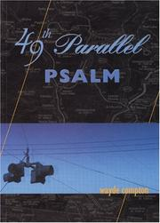 Cover of: 49th parallel psalm