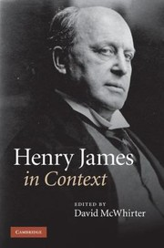 Cover of: Henry James In Context