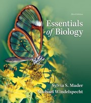 Cover of: Essentials of Biology with Connect Plus 1Semester Access Card