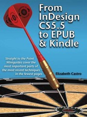 Cover of: From Indesign Cs55 To Epub And Kindle