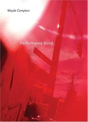 Cover of: Performance Bond