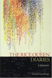 Cover of: The Rice Queen Diaries