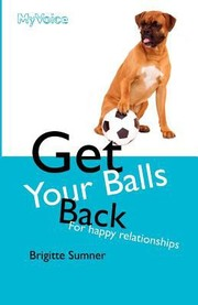 Cover of: Get Your Balls Back