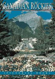 Cover of: The Canadian Rockies Pictorial Book | Stephen Flagler