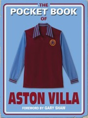 Cover of: The Pocket Book Of Aston Villa