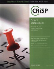 Cover of: Project Management Get From The Idea To Implementation Successfully