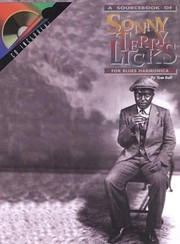 Cover of: A Sourcebook Of Sonny Terry Licks For Blues Harmonica