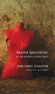 Cover of: Beyond Speculation