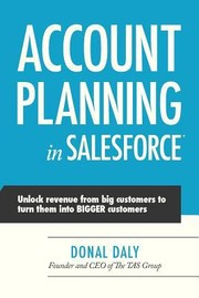 Cover of: Account Planning In Salesforce
